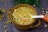 Chickpeas Pasta soup